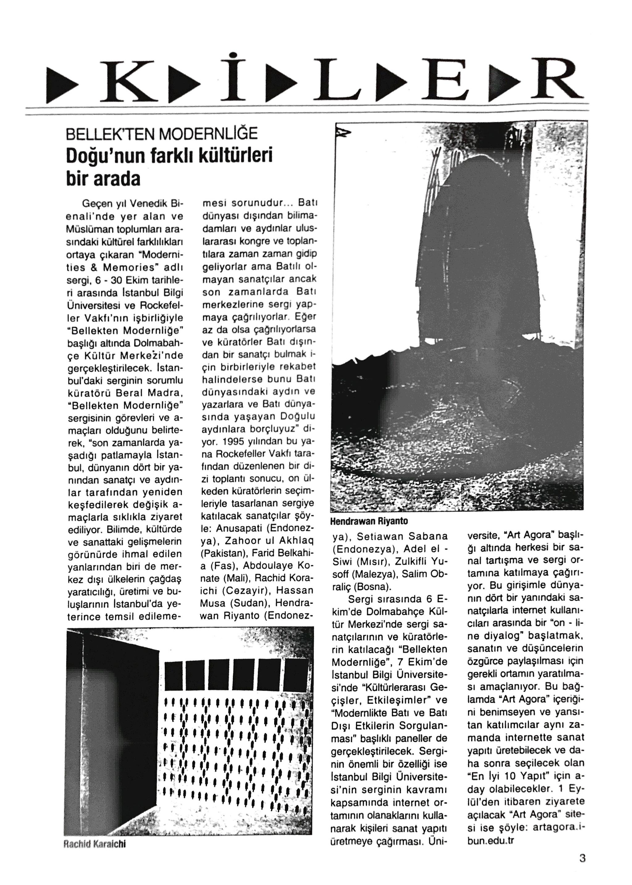 1998_MilliyetSanat_15Ağustos