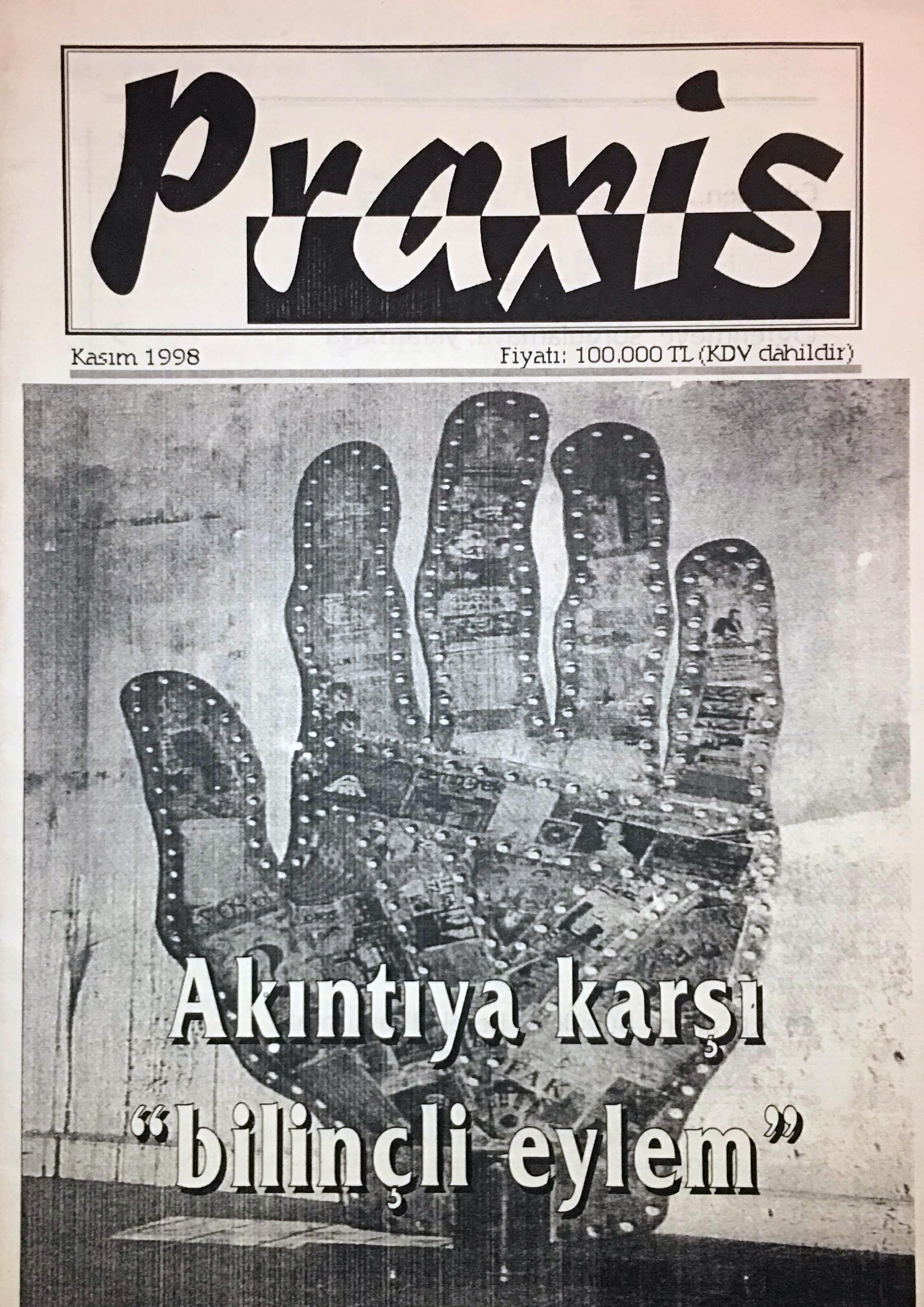 1998_Praxis_Kasım